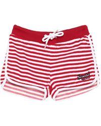 Superdry Shorts e bermuda - Rosso
