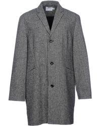 TOPMAN Coat - Grey