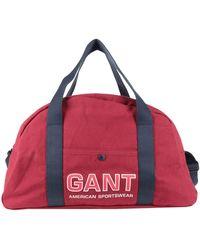 GANT Duffel Bags - Red