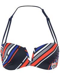 Tommy Hilfiger Sujetador bikini - Azul