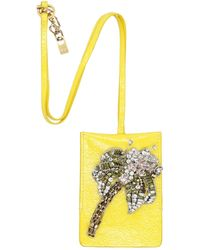 N°21 Key Ring - Yellow