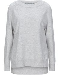 European Culture Sweater - Gray