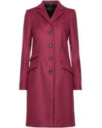 Paul Smith Coat - Red