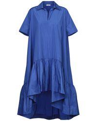 P.A.R.O.S.H. Robe courte - Bleu