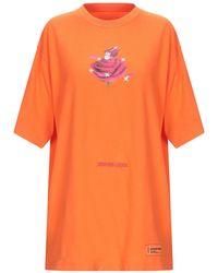 Heron Preston T-shirt - Arancione
