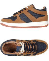 Armani Jeans - High Sneakers & Tennisschuhe - Lyst