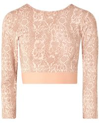 Olympia T-shirt - Rosa