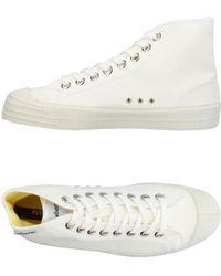 Novesta Sneakers abotinadas - Blanco