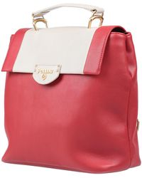 Pollini Backpacks & Fanny Packs - Red