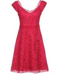 Liu Jo Short Dress - Red