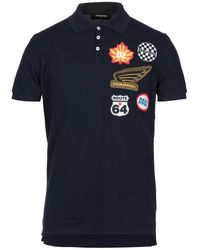 DSquared² Polo Shirt - Blue