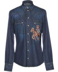 Dolce & Gabbana Jeanshemd - Blau