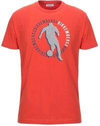 Bikkembergs - T-shirt - Lyst