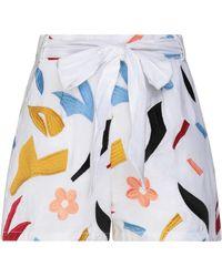 Glamorous Shorts & Bermuda Shorts - White