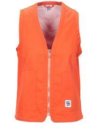LIFE SUX Jacket - Orange