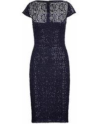 Lauren by Ralph Lauren Knee-length Dress - Blue