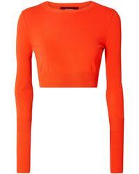 Sies Marjan Jumper - Orange