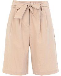 Vero Moda Shorts & Bermuda Shorts - Natural