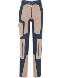 GmbH Denim Pants - Natural