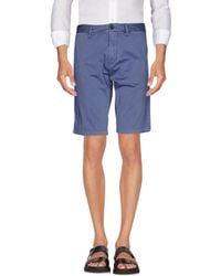 Armani Jeans - Bermuda Shorts - Lyst