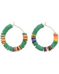 ALLTHEMUST Earrings - Green