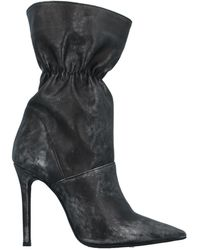 Relish Ankle Boots - Grey