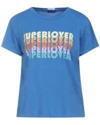 Mother T-shirt - Blu
