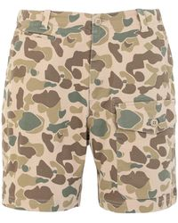 Quiksilver Beach Shorts And Trousers - Natural