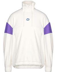 ADER error Sweat-shirt - Blanc