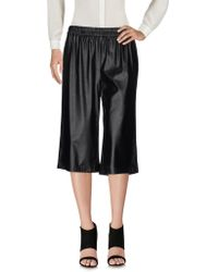 Silvian Heach 3/4-length Short - Black