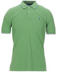 Jaggy Polo Shirt - Green