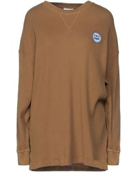 American Vintage Sweatshirt - Brown