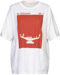 Golden Goose Deluxe Brand T-shirt - Orange