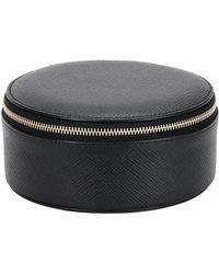 Smythson Jewelry Box - Black