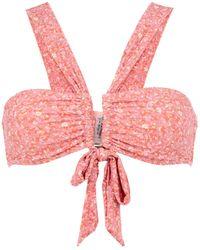 Love Stories Haut de maillot plage - Rose