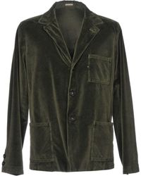 Massimo Alba Suit Jacket - Green
