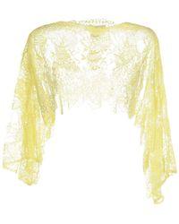 Sonia Fortuna Shrug - Yellow