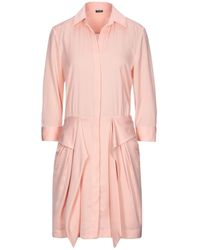 Guess Robe aux genoux - Rose