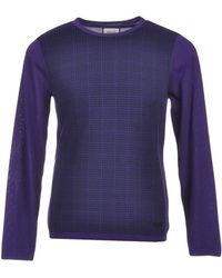 Armani Sweater - Purple