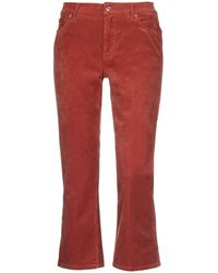 7 For All Mankind Pantalone - Marrone