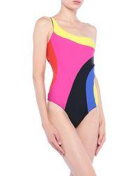 Amen One-piece Swimsuit - Multicolour