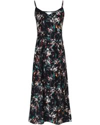 2nd Day 3/4 Length Dress - Black