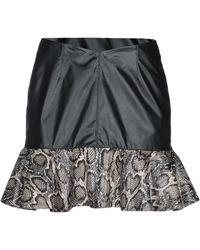 G!NA Mini Skirt - Black