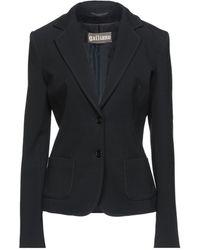 John Galliano Suit Jacket - Black