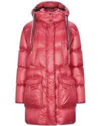 Bazar Deluxe Down Jacket - Red
