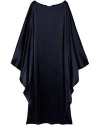 Deveaux Langes Kleid - Blau