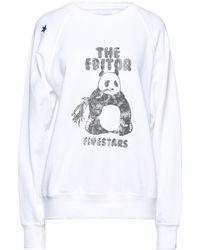 Saucony Sweatshirt - White