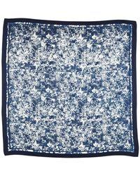 MICHAEL Michael Kors Square Scarf - Blue