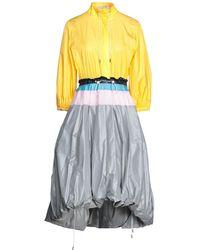 Mary Katrantzou Vestido midi - Multicolor