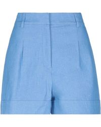 10 Crosby Derek Lam Shorts & Bermuda Shorts - Blue